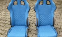Sportovní sedačky