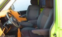 Čalounění sedaček do osobních a nákladních automobilů